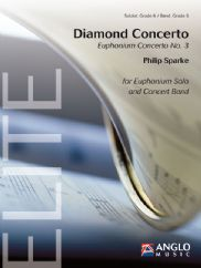 Diamond Concerto (Euphonium Concerto No.3) - Philip Sparke - Euph & Wind Band version
